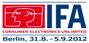 Consumer electronics unlimited IFA 2012