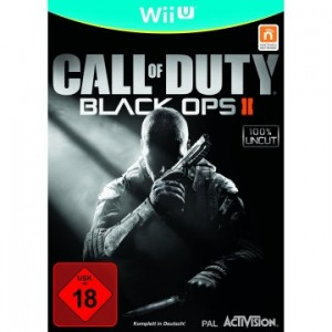 Nintendo Wii Call of Duty Black Ops II