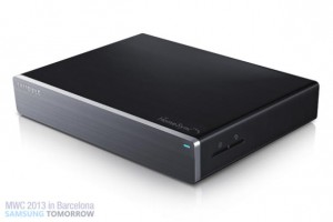 Samsung HomeSync Set Top Box