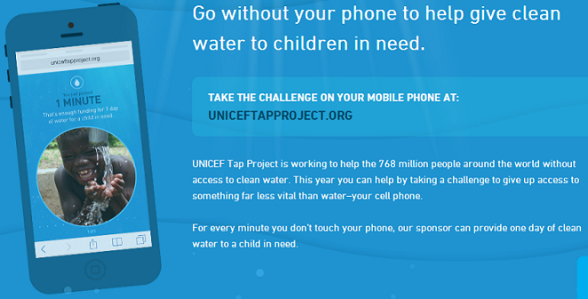 Unicef Tap Project 2
