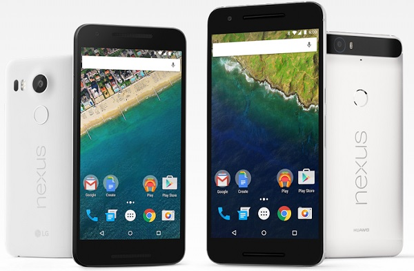 Google 2015 Nexus Line-up