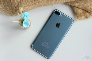 iPhone 7 Plus Blau