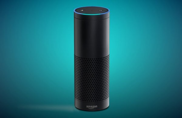 Amazon Echo mit Assistent Alexa