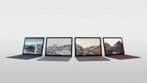 Windows Laptops