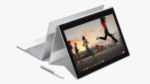 Google neues Chromebook mit dem Namen Pixelbook