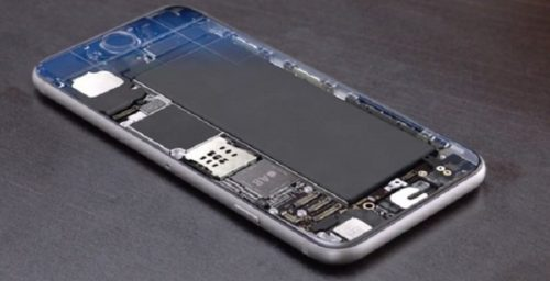 iPhone 6 Plus Komponenten Teardown