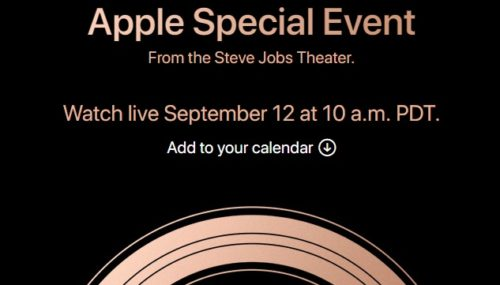Apple iPhone Event 2018 Handy verkaufen