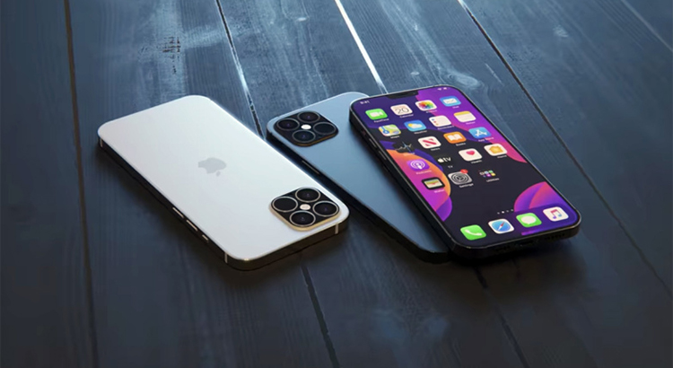 iPhone 12 Rendering